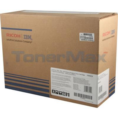 INFOPRINT 1552 TONER CART BLACK 6K